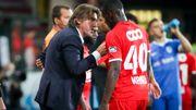 Le Standard va en appel des suspensions de Sa Pinto et Mpoku