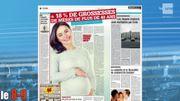 + 18 % de grossesses   de mères de plus de 40 ans  !