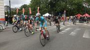 Le Bxl Tour en prélude de l'étape du Tour de France à Bruxelles