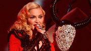 Madonna a souffert d'un choc à la tête lors de sa chute aux Brit Awards