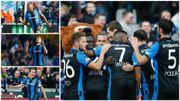 Le Club de Bruges domine Genk et réduit l'écart en vue des PO1