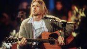 Nirvana: un prix record pour la guitare de Kurt Cobain