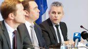 """Christophe Lacroix: """"un rythme d'assainissement soutenable pour les entreprises et les citoyens""""."""