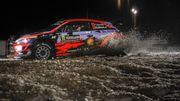 Neuville s'adjuge la super spéciale devant Ogier et s'installe en tête du Rallye de Suède