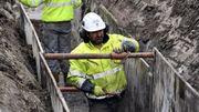 Le jobs deal devait combler les pénuries dans certains métiers, dont ceux du secteur de la construction par exemple.