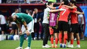 L'Allemagne, tenante du titre, battue par la Corée du Sud et éliminée!