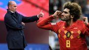 """Martinez sur un retour de Fellaini chez les Diables: """"Marouane est l'un des joueurs que nous suivons semaine après semaine"""""""