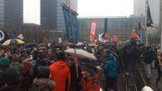 Justice migratoire: plus d'un millier de personnes dans les rues de Bruxelles