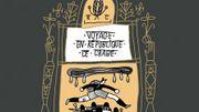 """""""Voyage en République de Crabe"""" : une BD aux petits oignons"""