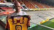 Le FC Malines officialise l'arrivée de Franck Berrier