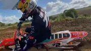 Championnat du monde de motocross : Liam Everts en MX2 l'année prochaine pour une saison complète