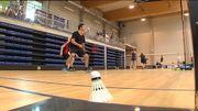 Le Badminton va vous surprendre ce week-end à Gembloux…