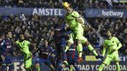 Thomas Vermaelen de retour dans le groupe du Barça à l'heure de fêter le titre