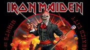 Un double live à Mexico pour Iron Maiden