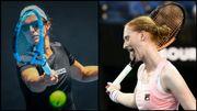 Kirsten Flipkens et Alison Van Uytvanck sorties d'entrée à l'Australian Open