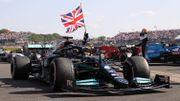 F1 Silverstone : Lewis Hamilton, pénalisé après le crash de Max Verstappen, renoue avec la victoire devant Charles Leclerc
