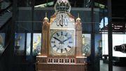 L'horloge de La Mecque se transforme en attraction