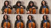 [Zapping 21] Le générique de K2000 joué par 8 violoncelles