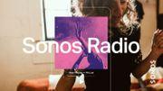 Sonos lance le service de streaming Sonos Radio