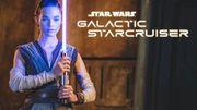 """Star Wars : Disney dévoile un """"véritable"""" sabre laser"""