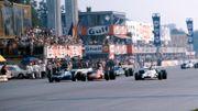 Italie 1971 : 5 pilotes en 61 centièmes, l'arrivée la plus serrée de l'histoire de la F1
