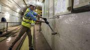 La poste britannique dévoile son chemin de fer secret