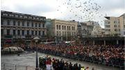 20 décembre 2011, jour de commémoration en présence des plus hautes autorités du pays et de très nombreux Liégeois.
