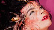 Le nouveau projet musical complètement fou de Björk en collaboration avec une intelligence artificielle