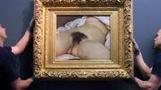 L'oeuvre de Gustave Courbet au coeur du débat.