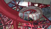 Londres : la Tour Orbit d'Anish Kapoor abritera un toboggan géant