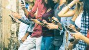 Un jeune sur quatre est dépendant de son smartphone