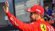 F1: C'est officiel, Sebastian Vettel quittera Ferrari à la fin de la saison