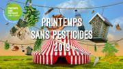Printemps sans pesticides - Un festival d'alternatives !