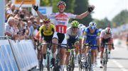 Tim Merlier nouveau Champion de Belgique sur route, Evenepoel grand animateur de la course