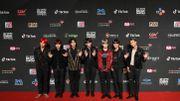 Les rois de la K-pop BTS rapportent des milliards de dollars à la Corée