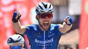 """Tour de France : Cavendish assure ne """"jamais"""" penser au record de Merckx"""