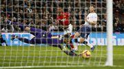 Manchester United, avec Lukaku en fin de match, dégoûte les Belgian Spurs à Wembley