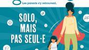 Solo, mais pas seul.e ! Quelles aides pour les familles monoparentales ?