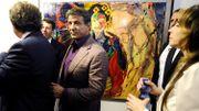 France: des toiles de Sylvester Stallone au Musée d'art moderne de Nice