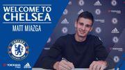 Chelsea recrute le jeune défenseur américain Miazga