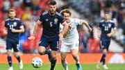 Euro 2020 : Ecosse - République Tchèque en direct, de l'intensité mais peu d'occasions 0-2 (LIVE vidéo et commenté)