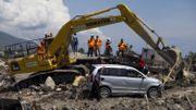 Nouveau bilan du séisme dans les Célèbes: 2256 tués et plus d'un millier de disparus