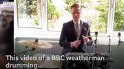Media 21: Un présentateur météo de la BBC qui fait le buzz