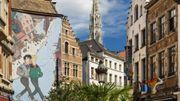 Et si on dessinait Bruxelles avec la complicité de Yana Knight ?