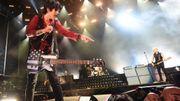Une pédale d'effets Green Day