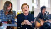 Elton John fait appel à Dave Grohl et Billie Joe Armstrong de Green Day