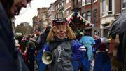 17ème édition du carnaval du Nord ou carnaval des patates du quartier Saint Léonard