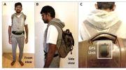 Ce sac à dos permet aux aveugles de se balader seuls dans la rue !