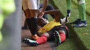 Pas de blessure sérieuse pour Kabasele, dont le Mondial n'est pas en danger