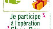 Le Flash Tendance de Candice: Aider à Noël - Opération Shoe-Box